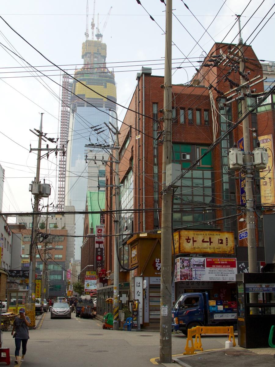 South Korea Driving Amp Flying On